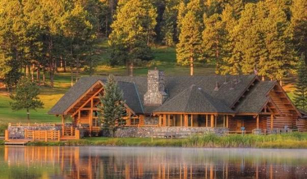 森林度假村木屋